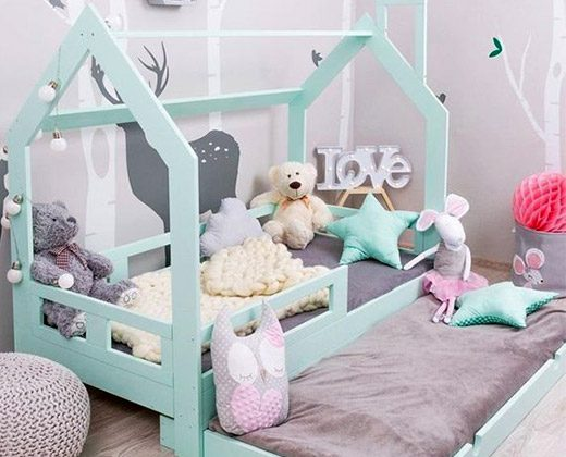 Cama Montessori Home